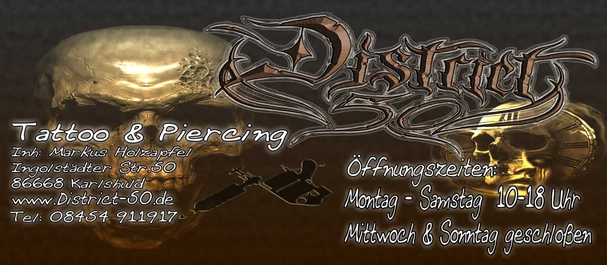 Tattoo & Piercing - Cafe